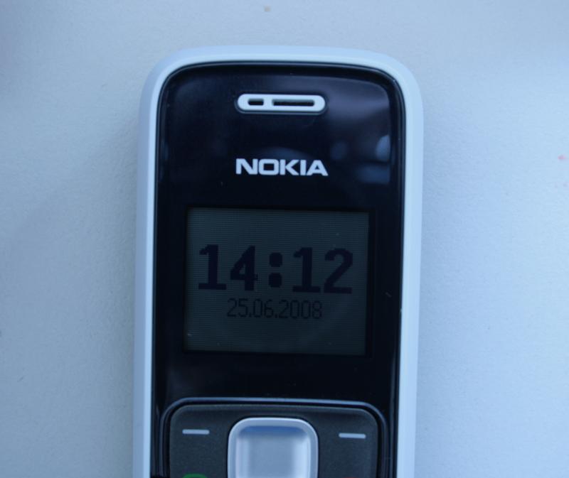 заставка часы для телефонов nokia 6300 № 21169 без смс
