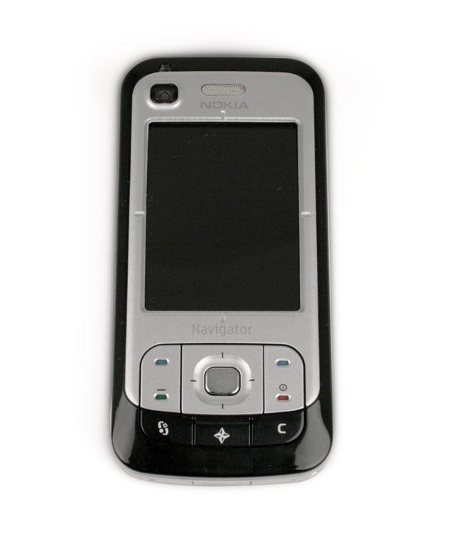 Обзор навигатора-слайдера Nokia 6110 Navigator