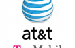 AT&T ,  T-Mobile USA