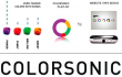 Colorsonic ,  MP3-player ,  плеер