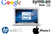 Google ,  Motorola ,  Apple ,  Nokia ,  HP ,  webOS ,  Symbian ,  Intel ,  Apple ,  iPhone 5 ,  cyberdigest ,  кибердайджест