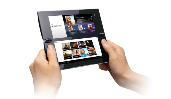 Sony, Tablet S, Tablet P, Android, tablets, планшеты