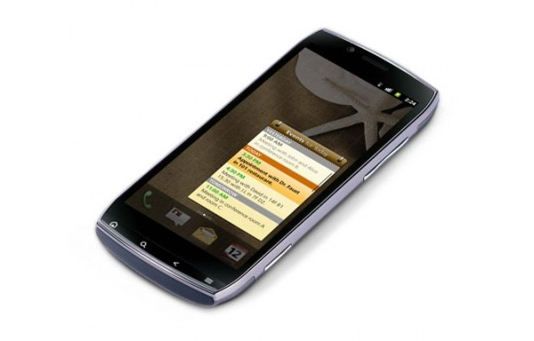 Acer, Iconia Smart, Android 2.3, Gingerbread