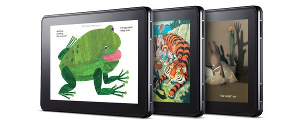 Amazon, Kindle Fire, Android, планшет