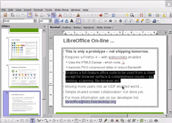 LibreOffice выйдет для Android, iOS и WWW