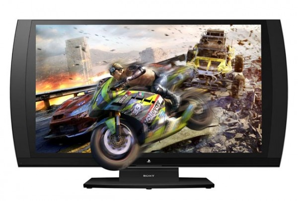 Sony, 3D, PlayStation 3, PS3, монитор