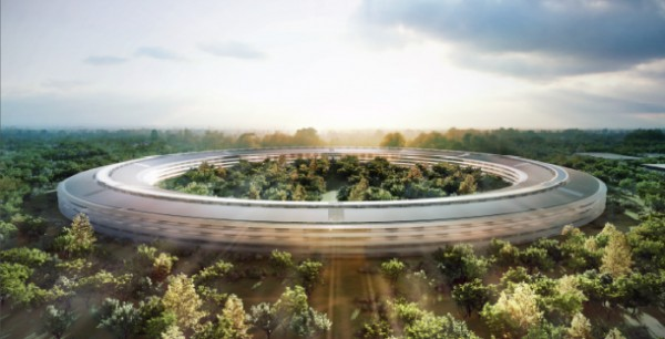 Apple, Cupertino Campus 2, кампус