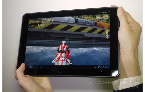 Acer, Iconia Tab A700, планшет