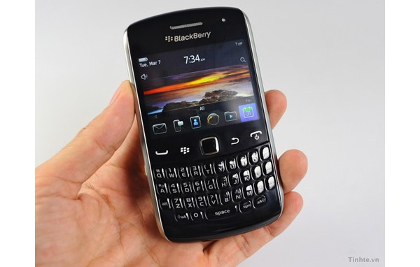 RIM, Research In Motion, BlackBerry, Curve, Apollo, Bold
