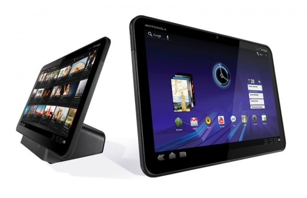Motorola, Xoom, Android 3.0, tablet, планшет