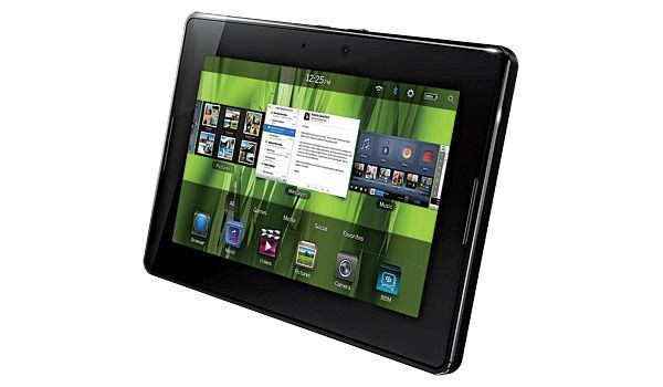 RIM, BlackBerry PlayBook, Motorola, Xoom, tablets, планшеты