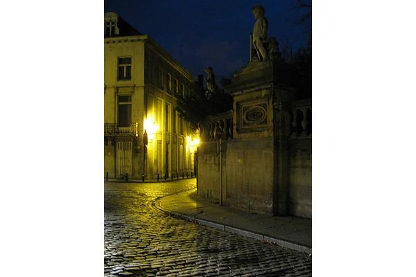 Фотосъемка в ночное время суток с использованием стабилизатора