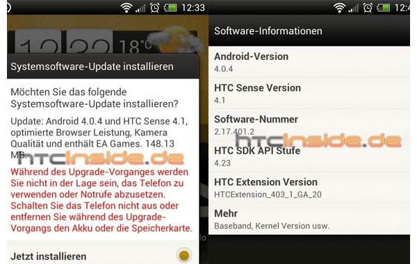 HTC, One X, Android