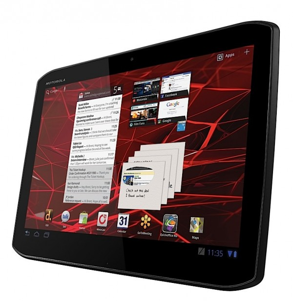 Motorola, Xoom 2, Xoom 2 Media Edition, Android