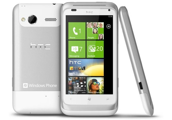 HTC, Titan, Radar, Windows Phone
