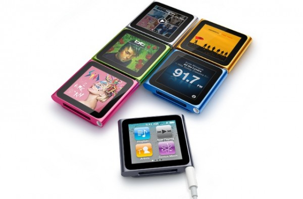 Apple, iPod, iPod nano