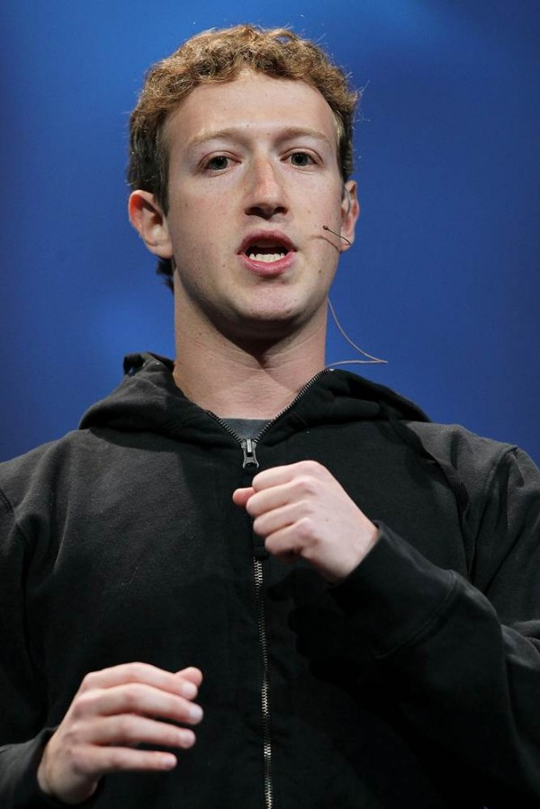Facebook, Mark Zuckerberg, Forbes, Марк Цукерберг