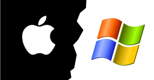 Apple, Microsoft, Windows, Office, Phone, WP7