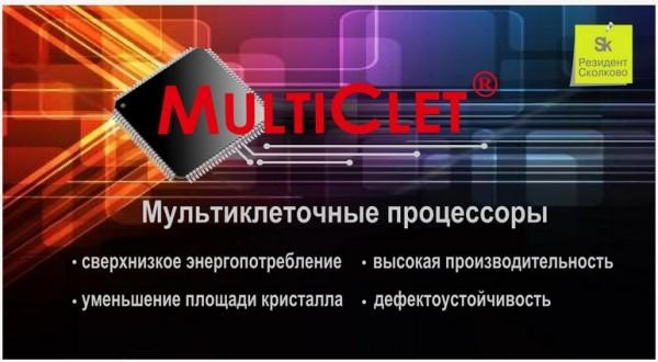 Россия, Сколково, Мультиклет