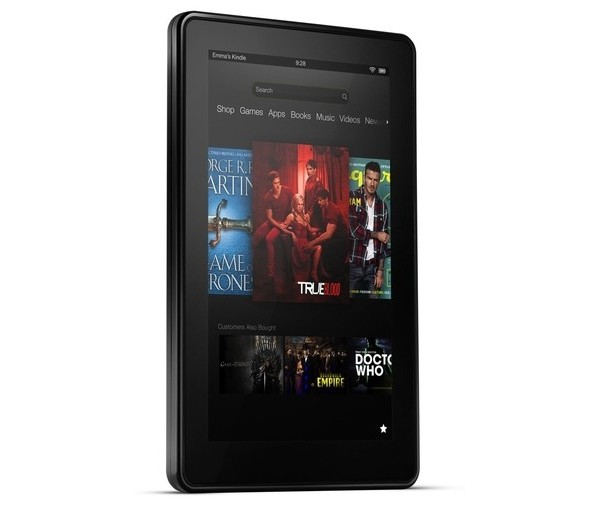 Amazon, Kindle Fire, Kindle Fire HD