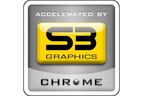 S3 Graphics, Chrome, DirectX, OpenGL