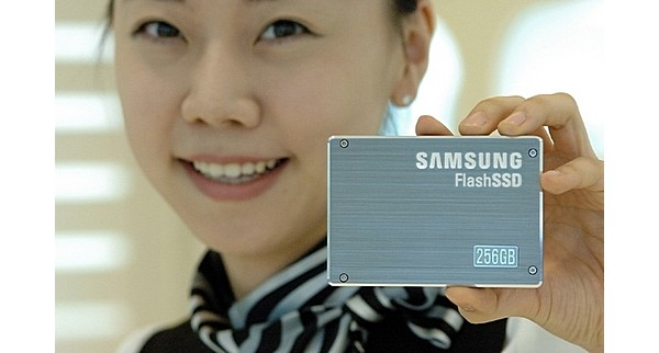 Samsung, SSD, solid-state drive, MLC, SATA