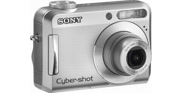 Sony Cyber-Shot Dsc-S650 Инструкция