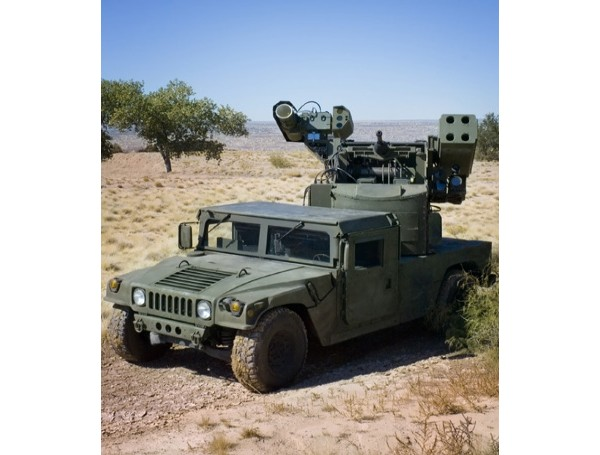 В Boeing создали лазерную пушку для уничтожения взрывных устройств