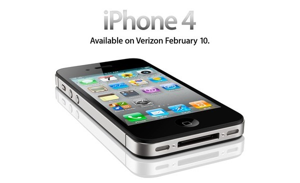 Verizon Wireless, Apple, iPhone 4, CDMA