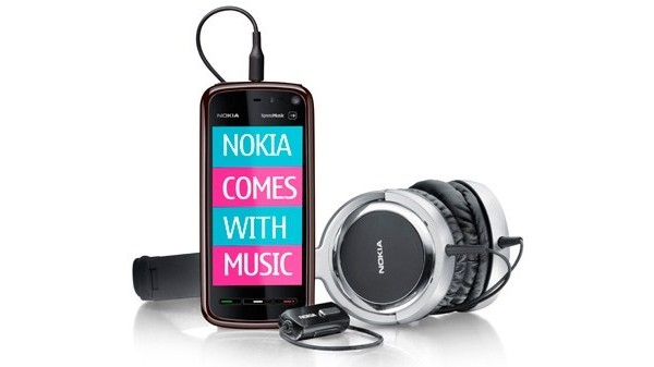 Nokia, Comes with Music, DRM, Ovi Music