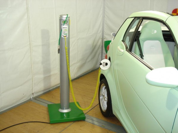 electric car, электромобиль