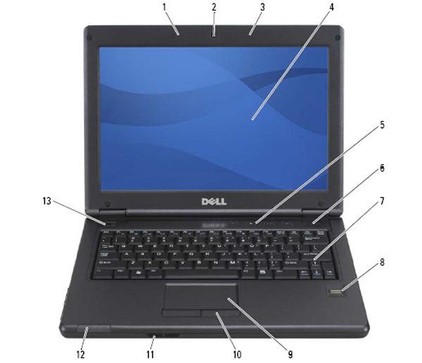Dell Vostro 1015 Motherboard Service Manual
