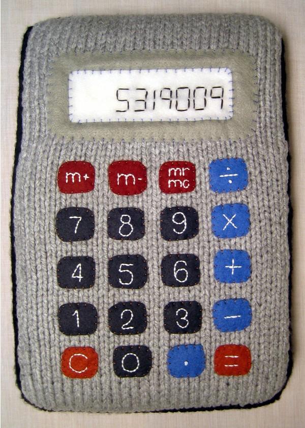 Калькулятор для вязания спицами 608