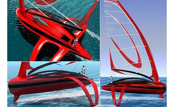 Jet VI, Fabio Federici, Millennium Yacht Design Awards