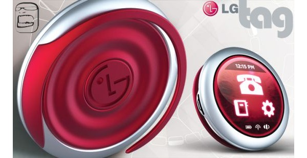 LG Tag, Speed Studio Design