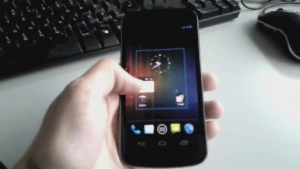Android 4, Android Ice Cream Sandwich, Google, Samsung, Nexus Prime