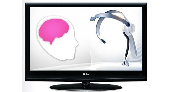 Haier044; TV044; BCI044; brain-computer044; телевизор044; мозгокомпьютерный