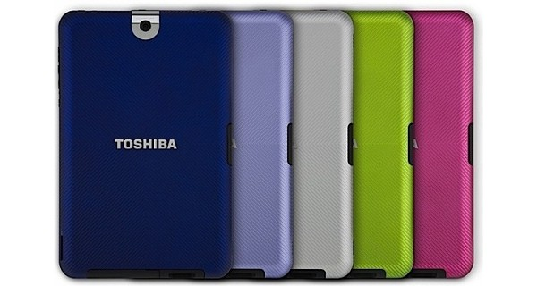 Toshiba, Thrive, Android, Honeycomb, планшет