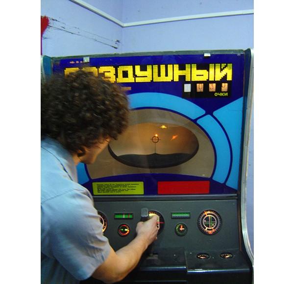 Игровые Автоматы Тир