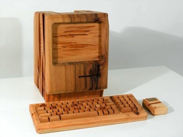 Деревянный компьютер
