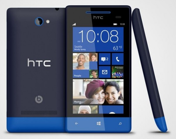 HTC, Windows Phone 8S, смартфон