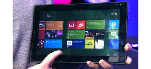 Microsoft, Windows 8, Windows 8 Developer Preview