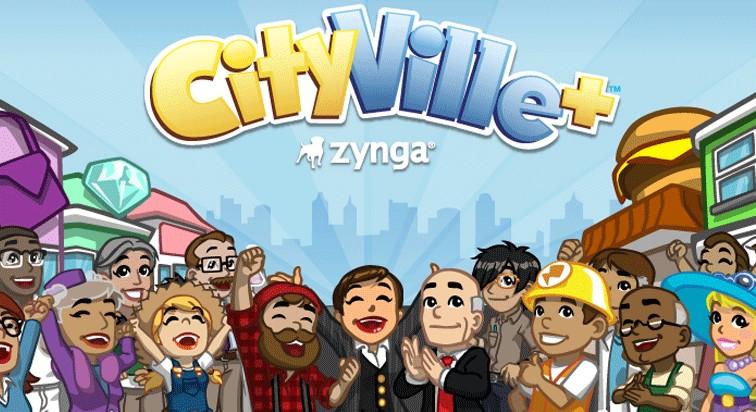 В Google+ заработала самая популярная социальная игра — CityVille