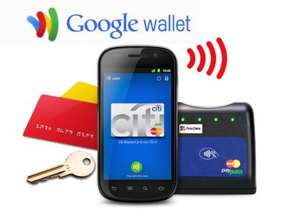 Google представила Google Wallet и получила иск от PayPal