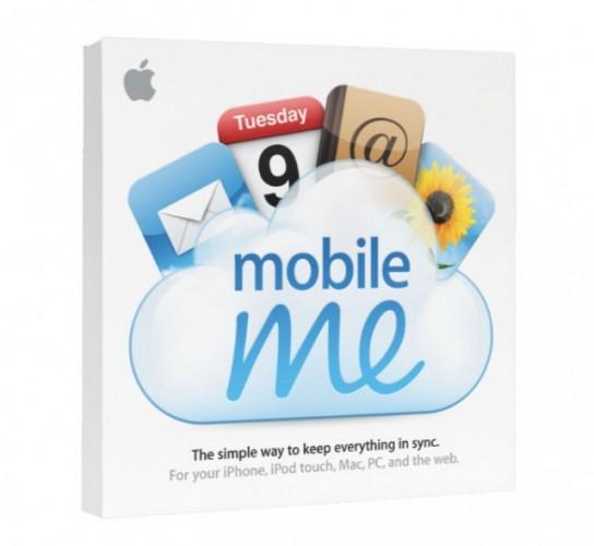 Amazon прекратила продажи MobileMe — возможно появление iCloud