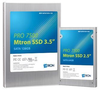 Mtron выпускает самый быстрый в мире SSD — 130 Мбайт/с!