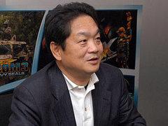 Кен Кутараги. Фото с сайта www.sony.com