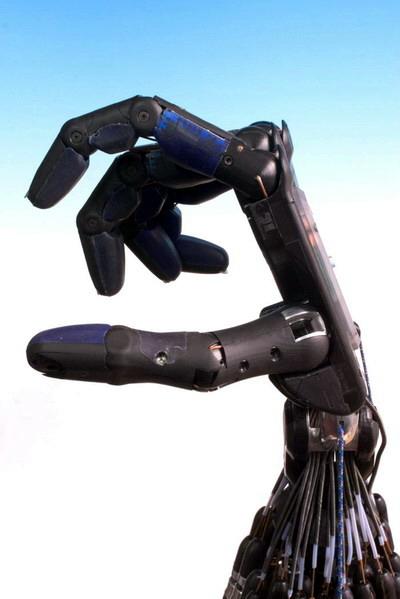 Механические руки своими руками фото