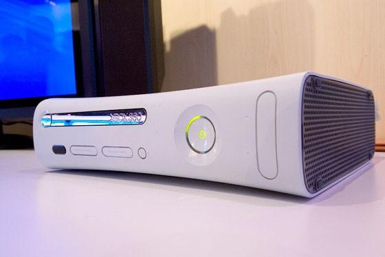 Microsoft, Xbox 360, приставка, консоль.