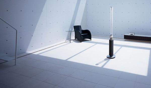 Поющая стеклянная труба от Sony за $10 000